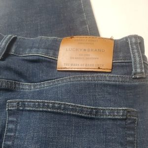 Lucky Brand 121  Slim Mens Actual Size 32 X 31 (ta